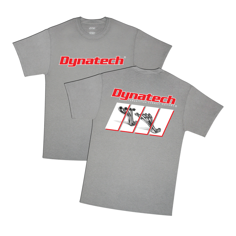Gray Dynatech® 50/50 T-Shirt